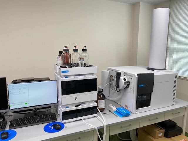 LC/TOF-MSシステム(Agilent 6320)