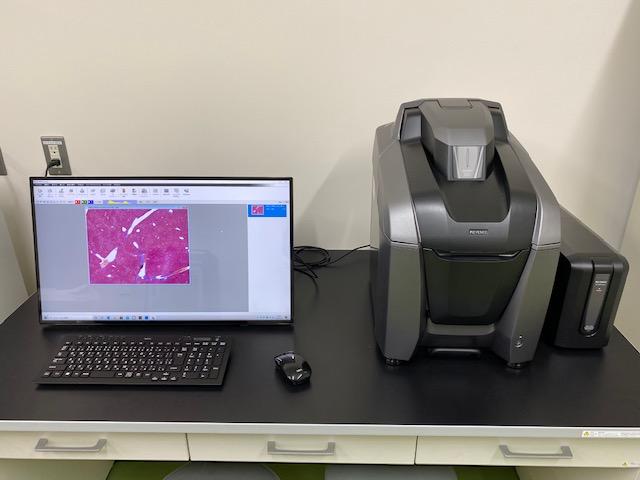 オールインワン蛍光顕微鏡(Keyence製BZ-X800)